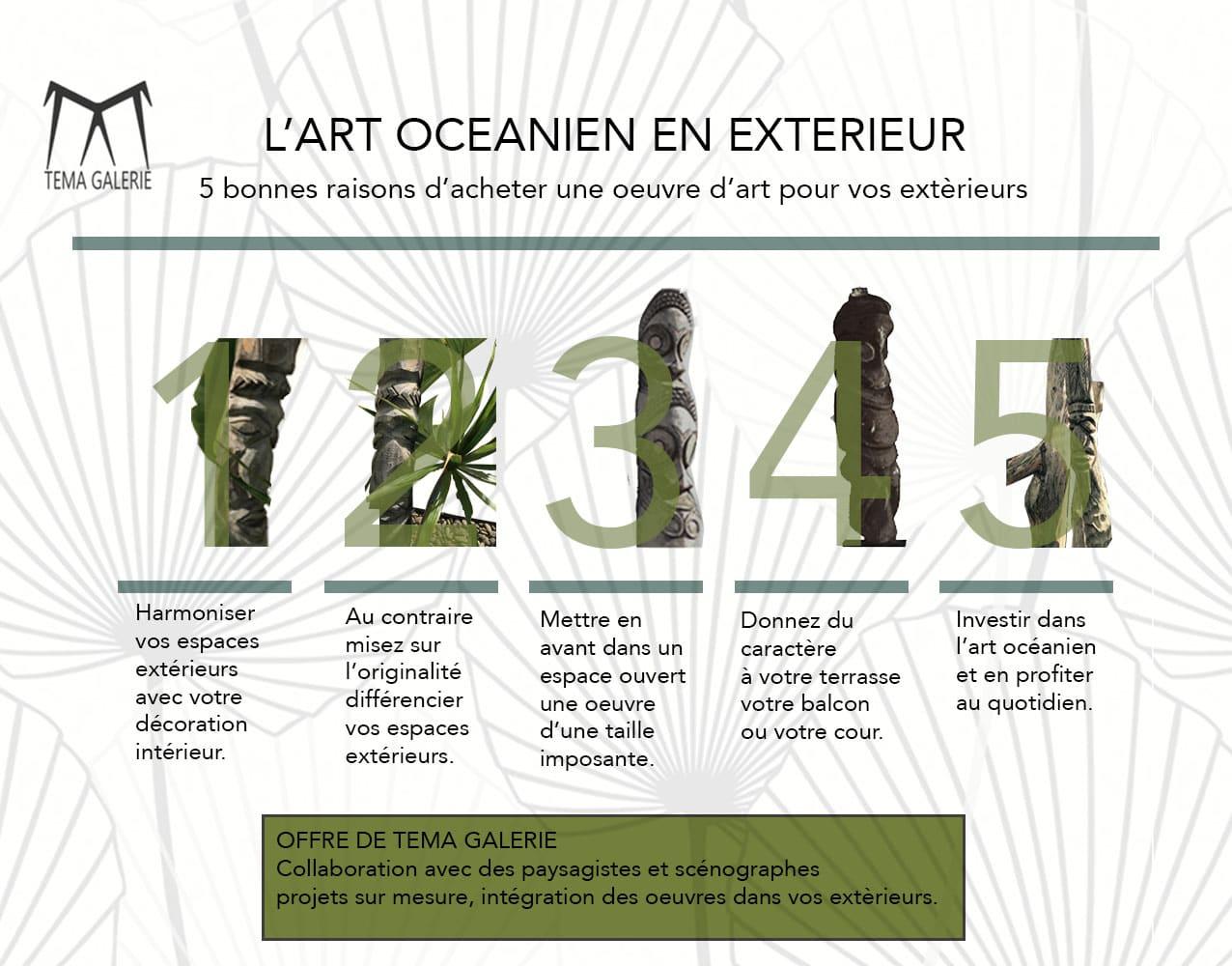 Photo De Galerie Exterieur 5 bonnes raisons d'exposer une oeuvre d'art océanien en
