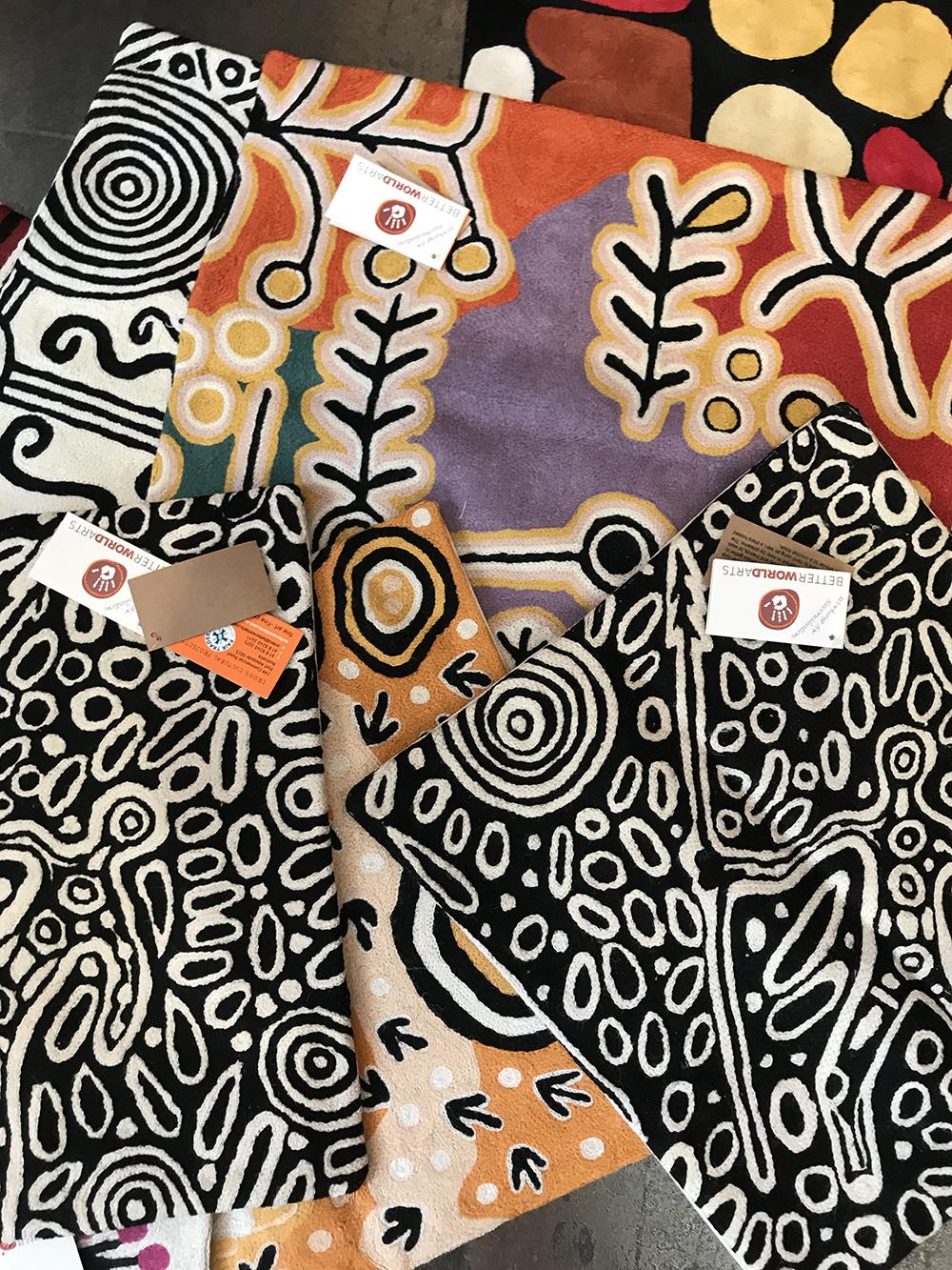 nouvel arrivage coussins aborigènes-6-temaglerie